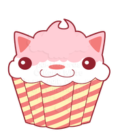 Cupcake Kitty by pai-thagoras