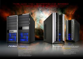 PC Space Flight by NorthBlue