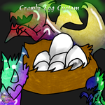 Crawly Egg custom Icon by CynderAngelDWOship14