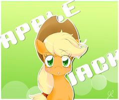 Applejack What by StaleMeat
