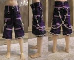 Purple BJD Tripp Shorts by ArienDragon