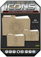BSG Icons Vol 10.2 by CQ - Win by BSG75