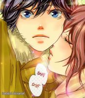 Ao Haru Ride - Capitulo 41 by IAMeikoD