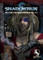 Shadowrun Cover by raben-aas