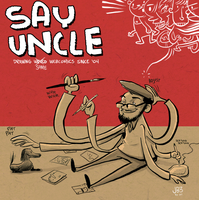 Say Uncle Third by sayunclecomics
