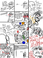 ME Comic Dump by the-Orator
