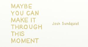 Josh Sundquist - Hope To Carry On by STarterA