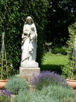 Our Lady of the Lavender by Cszemis