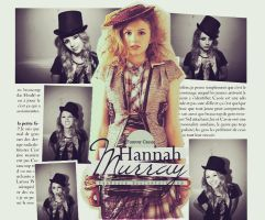 Hannah Murray by FeeDouce