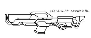 SGU JSR 351 by ShadowMachina