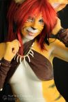 Smile of a Tiger by YurikoCosplay