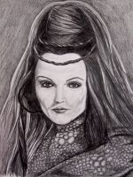 Miranda Richardson as Queen Mab by Isisneferet
