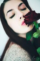 Kiss from a Rose by MarinaCoric