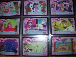 MLP Trading Card Collection 6 by MasteroftheContinuum