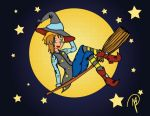 Halloween demyx by Ourans-Devilish-Fun