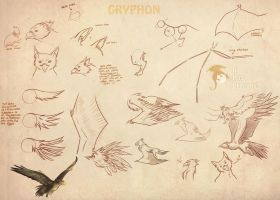 Gryphon concept by kevintheradioguy
