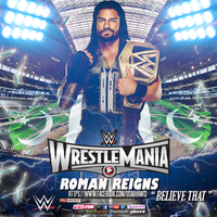 for - Roman Reigns - supporter in PAKISTAN. by WWEMatchCard