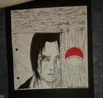The leaf's Uchiha Itachi by goldyc