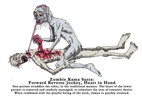 Zombie Kama Sutra: Forward by TroyJunior