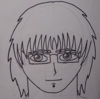 Me in manga form......ish by goaferboy