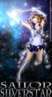 GIFT: Sailor Silver Star by SailorDream