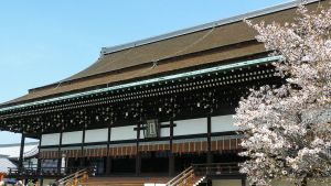 Imperial Palace Kyoto 17 by thecomingwinter