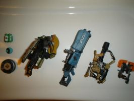 DEAD SPACE weapon pack by pyramidhead22