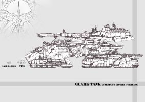 Quark Tank by Creator350