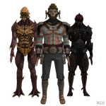 MKX (Ios) - NPC Pack II by Postmortacum