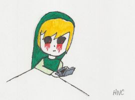 Request-BEN Drowned by TheHunter56