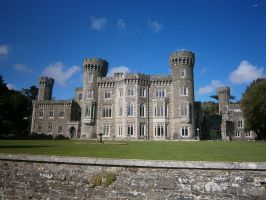 Johnstown castle by animatorV