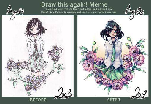 Meme - Before And After by Cowslip