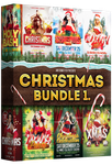 Christmas Flyer Bundle Vol.1 by majkolthemez