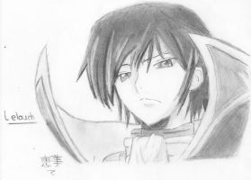 Lelouch by Helody