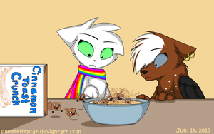 Baking Buddies o.o ... X'DDD by SweetKittyCat