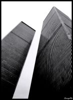 World Trade Centre, NYC by DannyHKS