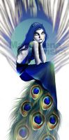 "Blue ""Fairy"" by Magrad"