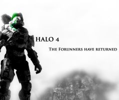 Halo 4 (Arkham City Style) by w1haaa