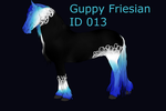 Guppy Friesian Import ID 0013 by LiaLithiumTM
