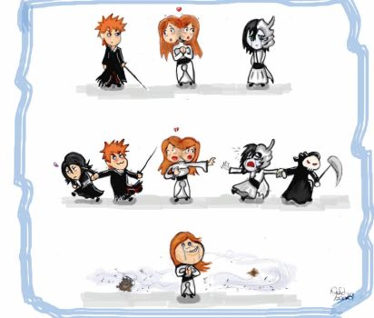 Bleach 41 ending ,,imho by OddBlood
