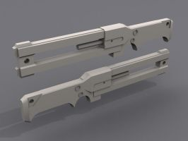 MGS:PW Stun Rod by Nirwrath