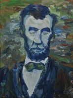 Abraham Lincoln by 7ach
