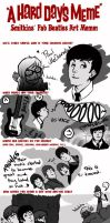 Beatles Meme by Chuuri