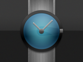 Watch - Dribbble: Attempt III by tjkohli