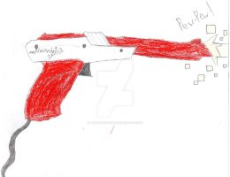 The NES Zapper by AngryBirdFan