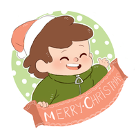 CHRISTMAS COUNTDOWN #1 Dipper by Stick2mate