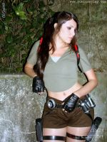 Tomb Raider by Yukilefay