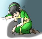 Toph Gift by The-strider-retsu by HiAgain69