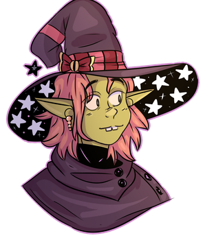 Taako by Todd-Cog