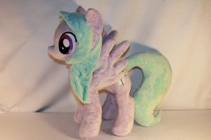 Commission: Flitter Plush by KarasuNezumi